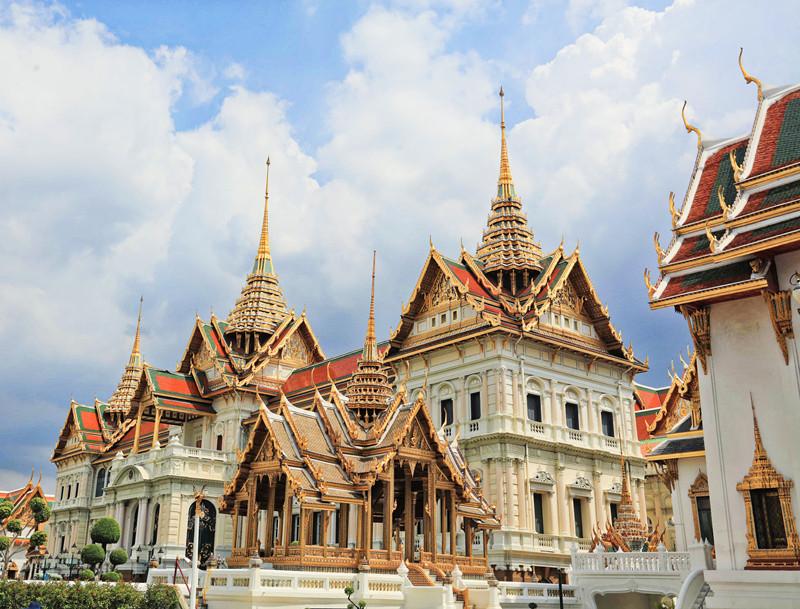 泰国曼谷芭堤雅沙美岛双飞8日游