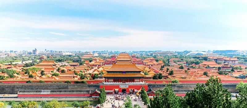 帝道北京畅游世园:北京天津单飞6日游